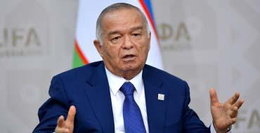 Turkey announces Uzbek leader's death